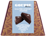 Goupie Salted Sticky Toffee Mini Chocolate - 80g - SoulBia