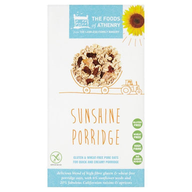 The Foods of Athenry Irish Oat Porridge Sunshine - 450G - SoulBia
