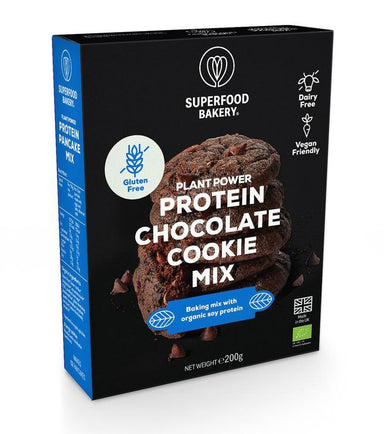 Superfood Bakery Plant Protein Chocolate Cookie Mix - 200g - SoulBia