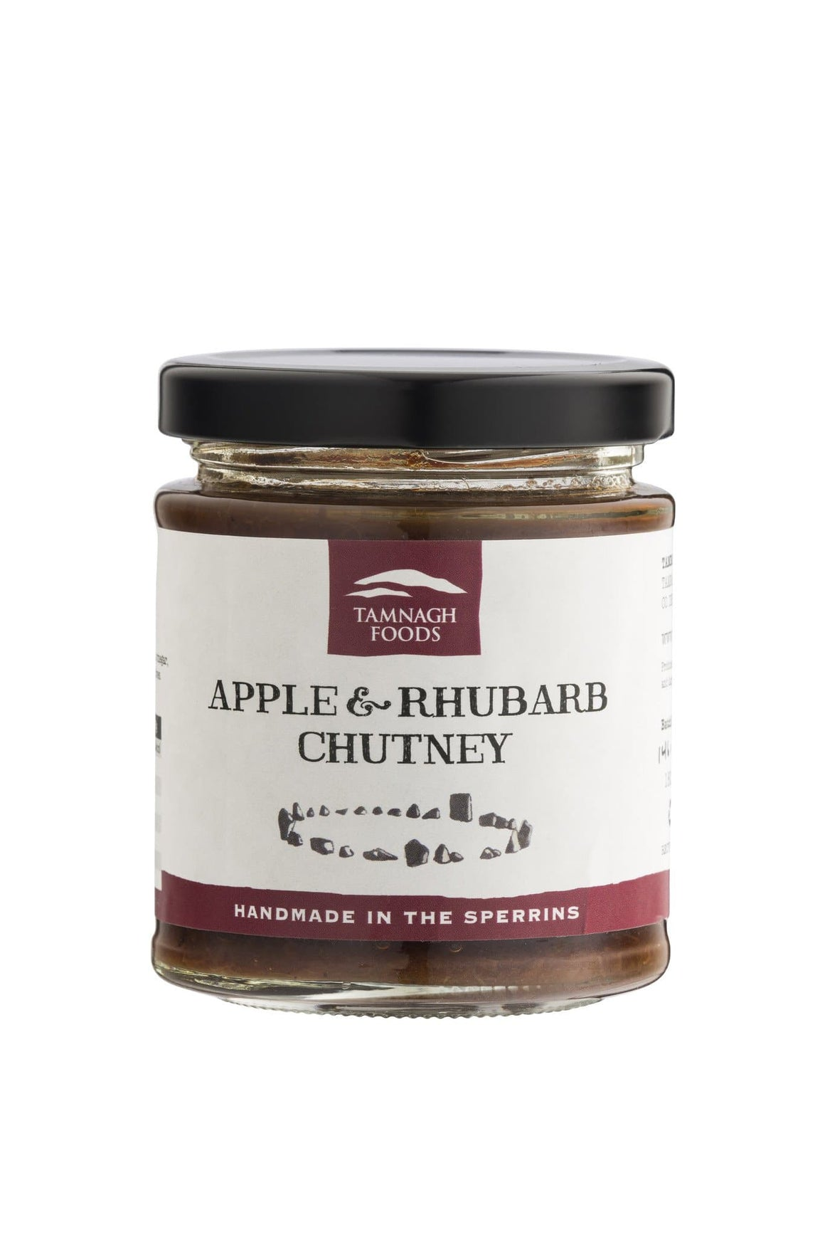 Tamnagh Foods Apple & Rhubarb Chutney 230G - SoulBia