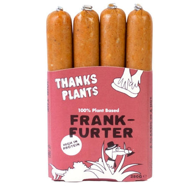 Thanks Plants  The Frankfurter - 500g