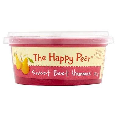 The Happy Pear Sweet Beet Hummus - 180g - SoulBia