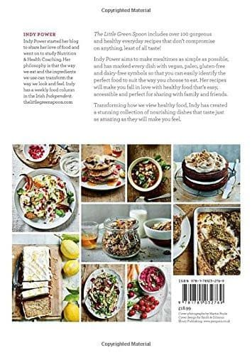 The Little Green Spoon: Deliciously healthy home-cooking to share and enjoy