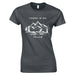 There is no Planet B Grey Womens Vegan T-shirt - SoulBia
