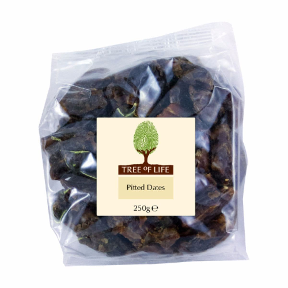 Tree Of Life Pitted Dates - 250g - SoulBia