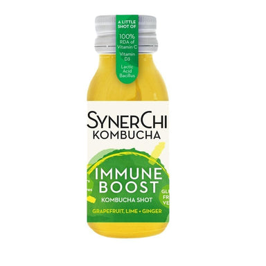 Synerchi Kombucha Shot Immune Boost - 60ml