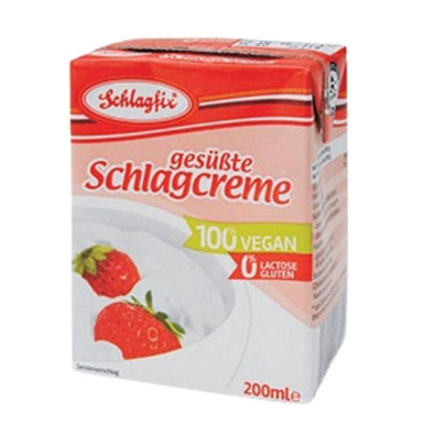 Schlagfix Whipping Cream Sweetened - 200ml