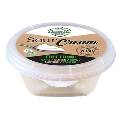 GreenVie Sour Cream - 250g