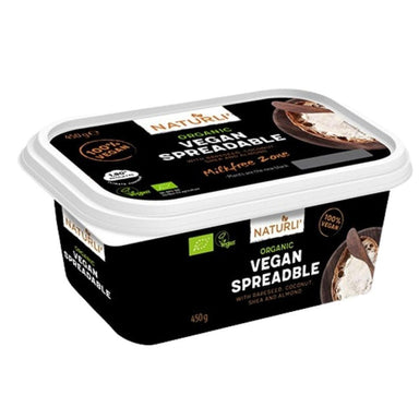 Naturli Spreadable Vegan Butter - 450g