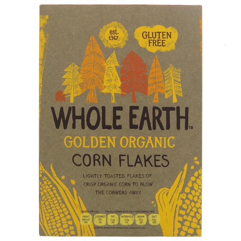 Whole Earth Organic Classic Cornflakes - 375g - SoulBia
