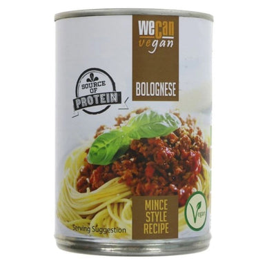 We Can Vegan Meat Free Bolognese - 400g - SoulBia