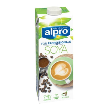 Alpro Soya Milk For Professional's - 1L - SoulBia