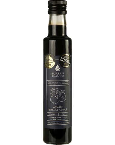 Burren Balsamics Armagh Bramley Apple 250ml - SoulBia