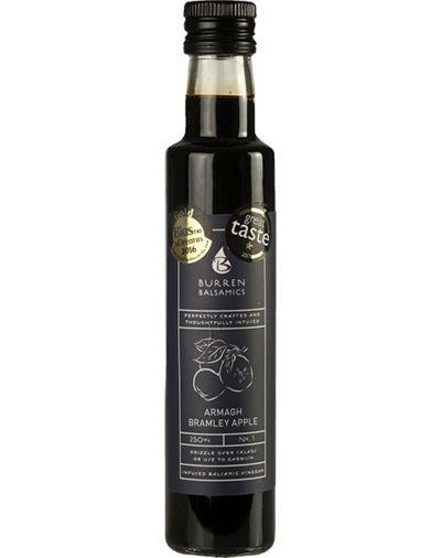 Burren Balsamics- Bramley Apple 250ml - SoulBia
