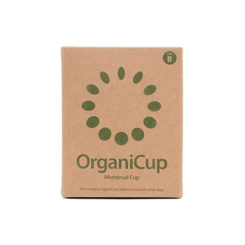 Organicup Menstrual Cup Size B: After Birth