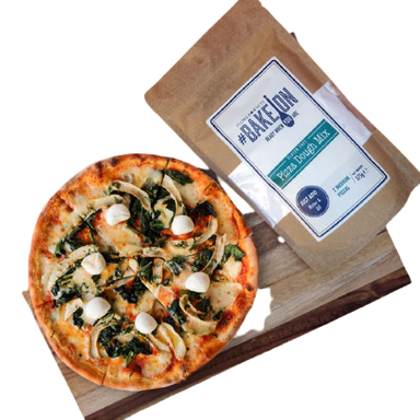 Flower & White BakeOn - Gluten Free Pizza Dough Mix 375g - SoulBia