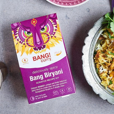 Bang Curry Bang Biryani Recipe Kit - 169g - SoulBia