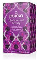 Pukka - Organic Blackcurrant Beauty (20 Bags) - SoulBia