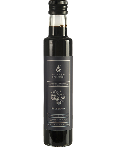 Burren Balsamics - Blueberry 250ml - SoulBia