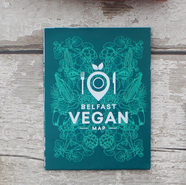 The Belfast Vegan Map - SoulBia