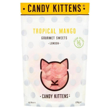 Candy Kittens Tropical Mango Gourmet Sweets - 108g - SoulBia