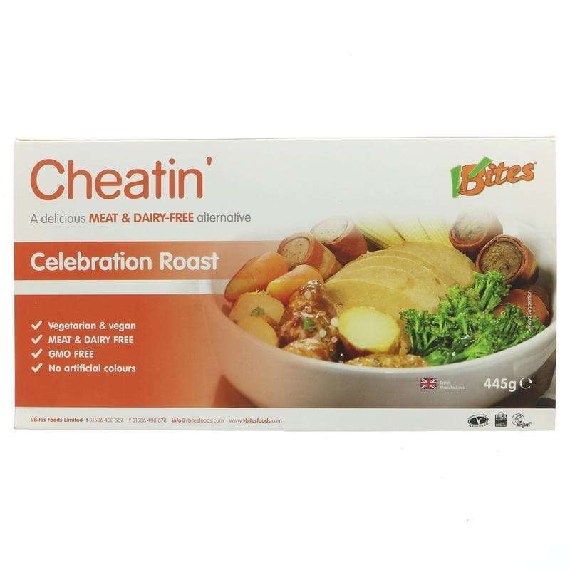 Vbites Cheatin' Celebration Roast - 445g - SoulBia