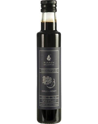 Burren Balsamics - Chilli & Honey 250ml - SoulBia