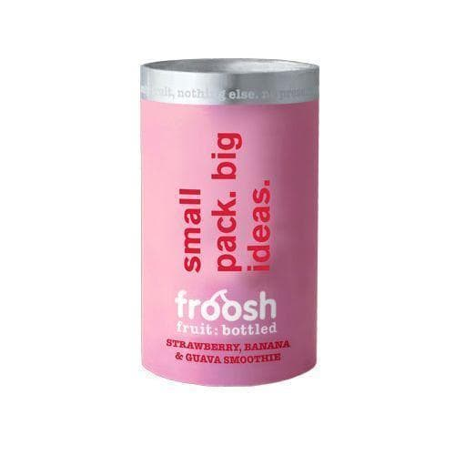 Froosh Strawberry, Banana & Guava Smoothie- 150ml - SoulBia