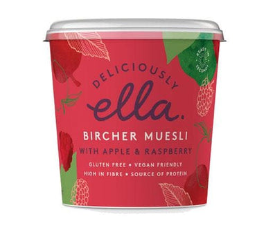 Deliciously Ella - Bircher Muesli Pot - 90g - SoulBia