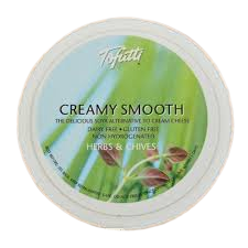 Tofutti Creamy Smooth Herb & Chives - 225g - SoulBia