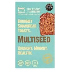 The Foods of Athenry Multi-seed Soda Bread Toasts - SoulBia