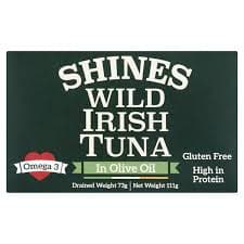 Shines Wild Irish Tuna - 111g - SoulBia