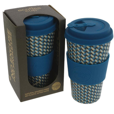 Ecoffee Coffee Cup - Nathan Road - 1 x 16oz/470ml - SoulBia