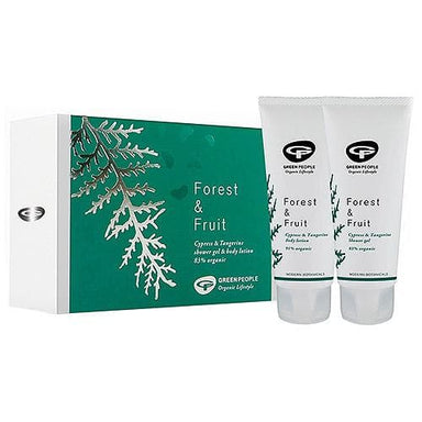 Green People Company Forest & Fruit Gift Set - SoulBia