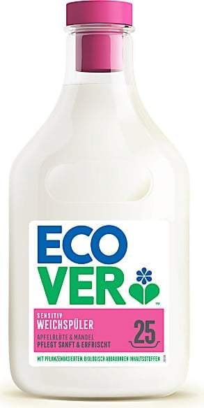 Ecover Fabric Conditioner Soft Apple - 1.5L - SoulBia