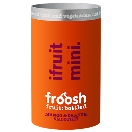 Froosh Mango & Orange Smoothie- 150ml - SoulBia