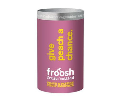 Froosh Peach & Passionfruit Smoothie- 150ml - SoulBia