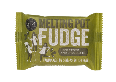 Melting Pot Fudge Honeycomb & Chocolate- 90g - SoulBia