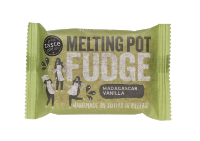 Melting Pot Fudge Madagascar Vanilla -90g - SoulBia