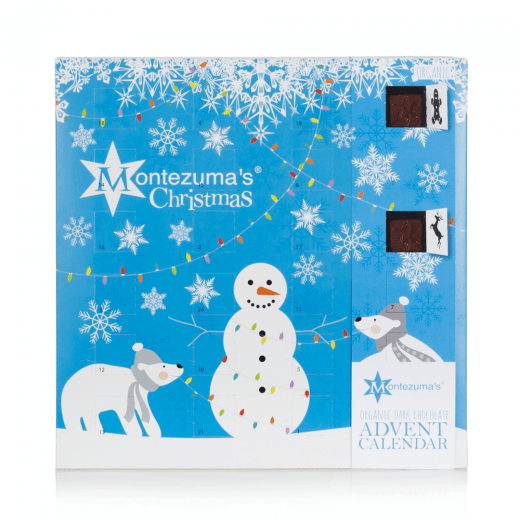 Montezumas Dark Chocolate Advent Calendar - 240g - SoulBia