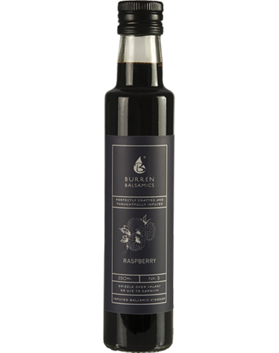 Burren Balsamics - Rasberry 250ml - SoulBia