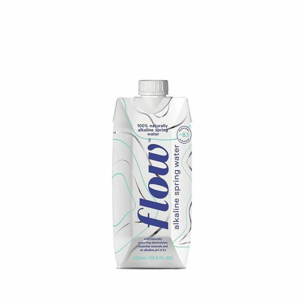 Flow 100% Natural Alkaline Spring Water - SoulBia