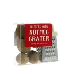 Nutmegs with Nutmeg Grater - SoulBia