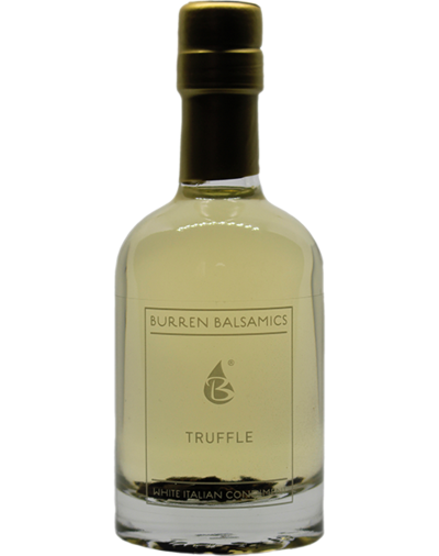 Burren Balsamics White Vinegar with Truffle 100ml - SoulBia