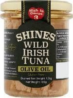 Shines Wild Irish Tuna - 185g - SoulBia