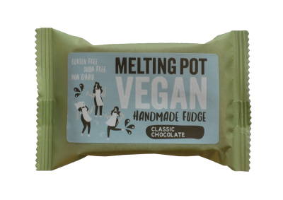 Melting Pot Fudge Handmade Chocolate Fudge (Vegan) - SoulBia