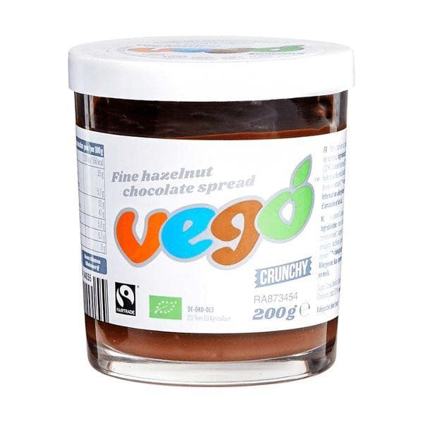 Vego Hazelnut Chocolate Spread - 200g - SoulBia