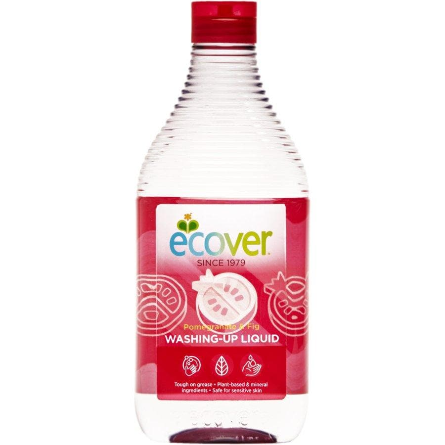 Ecover Washing Liquid Pomegranate & Fig x 450ml - SoulBia