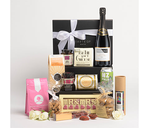 The Decadent Wedding Hamper