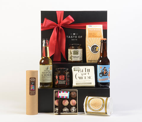 Luxury Christmas Cheese Hamper